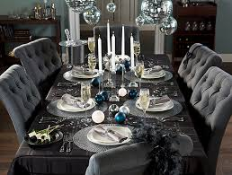 New Year S Eve Dinner Decoration by Black U0026 Silver New Year U0027s Eve Decor Above U0026 Beyondabove U0026 Beyond