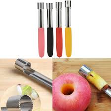 cutter de cuisine aliexpress com buy stainless steel apple corer cutter creative