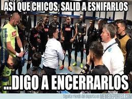 Meme Deportes - real madrid vs napoli los mejores memes de su victoria por