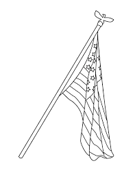 american flag coloring pictures many interesting cliparts