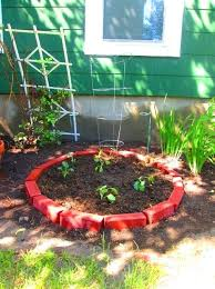 How To Build A Large Raised Garden Bed - brick raised garden bed without mortar brick raised garden bed