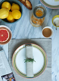Set The Table by 4 Simple Table Setting Ideas Chatelaine