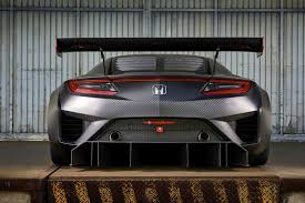 a honda nsx gt3 race car could be yours by car magazine