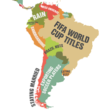 South America Map Labeled by South America Country South America And Geography