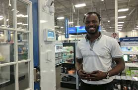 Home Improvement Warehouse San Antonio Tx Inside The Vivint Smart Home Stores At Best Buy A Huge Paradigm