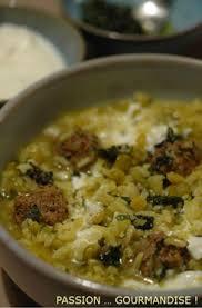 recette cuisine iranienne soupe de boeuf au yaourt aashe maste soupe iranienne les