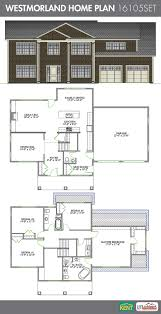 westmorland 4 bedroom 2 1 2 bathroom home plan features open
