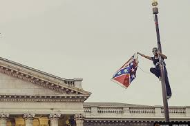 Flag Flown Over White House Bree Newsome Reflects On Taking Down South Carolina U0027s Confederate
