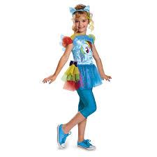 Kids Rainbow Dash Girls Costume 35 99 The Costume Land