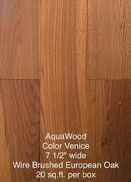 d i y floors aqua wood