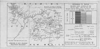 map salt lake city to denver d u0026rgw 1934 track profiles donstrack
