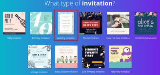 Create Wedding Invitations Online How To Create Wedding Invitation Online Using Canva U2013 Better Tech Tips