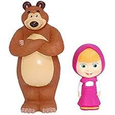 amazon masha bear bath toy 5 5