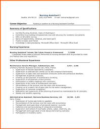 exle cna resume here are sle resume for cna resume sle beautiful duties list