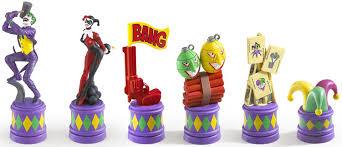 dc batman batman vs joker chess set forbiddenplanet com uk