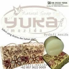 Sabun Yuka brosur sabun yuka yukafi mazida soap