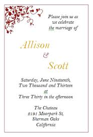 free invitations templates your free wedding invitation printing templates here