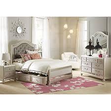 sofia vergara petit paris champagne 6 pc full panel bedroom teen