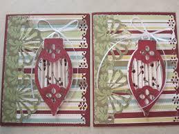 she s a sassy accordion ornament card