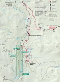 Mammoth Map Devils Postpile Maps Npmaps Com Just Free Maps Period