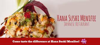 hana japanese cuisine hana sushi menifee countryside marketplace