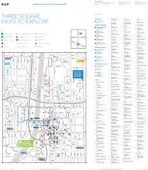 Grand Rapids Michigan Map by Parking At Artprize
