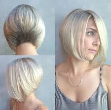 bob haircuts with volume carré plongeant la meilleure coiffure pour apporter du volume à