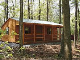 lincoln style log cabin manufactured in pa cozy cabins lincoln log cabin in woods