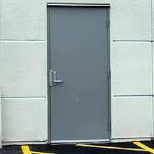 Commercial Metal Exterior Doors Steel Entry Doors With Commercial Steel Exterior Doors