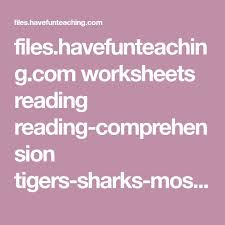 168 best reading comprehension passages images on pinterest