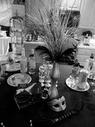 fifty shades of grey centerpiece http bellacparties