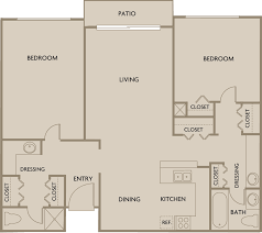 Convenience Store Floor Plan Layout West Hollywood Apartments Mediterranean Village Weho E U0026s Ring