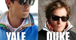 Duke Memes - the internet roasts upcoming yale duke matchup with hilarious memes