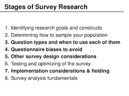 design effect in survey how to design effective online surveys