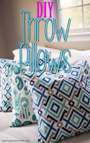 Diy Room Decor Easy Owl Pillow Sew No Sew Best 25 Diy Throw Pillows Ideas On Pinterest Diy Throws Pillow