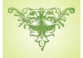 antique ornament design free vector stock graphics