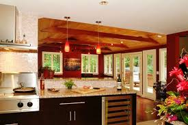 Kitchen Color Scheme Ideas Kitchen Color Schemes With Wood Cabinets All About House Design