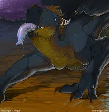 Bad Dragon The Dragon U0027s Tongue Drachen Wiki Fandom Powered By Wikia