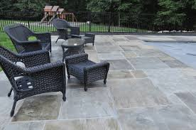 rustic stamped concrete patios pool decks and hardscapes rustic