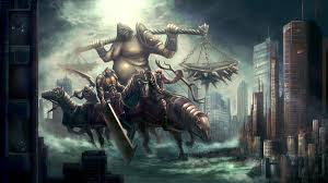 4 horsemen of apocalypse by erioca on deviantart