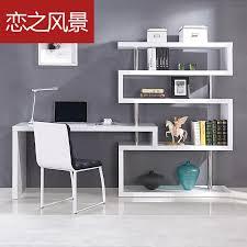 Book Case Desk 30 Modern Computer Desk And Bookcase Designs Ideas For Your
