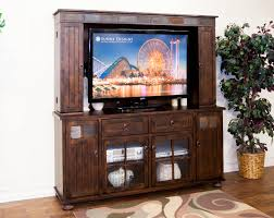 Entertainment Center Design by Furniture Rustic Entertainment Center With Sliding Barn Doors And