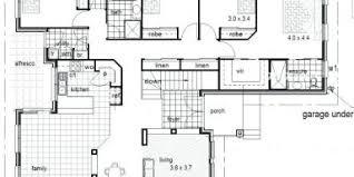 Hillside House Plans With Garage Underneath Attractive Small House Plans With Garage Underneath 1 Drive Under
