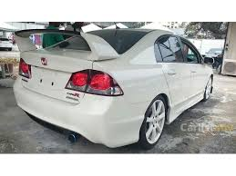 honda civic type r 2009 honda civic 2009 type r 2 0 in kuala lumpur manual sedan white for