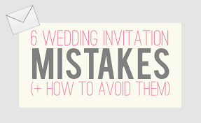 wedding invitations how to wedding invitation mistakes how to avoid them lynne