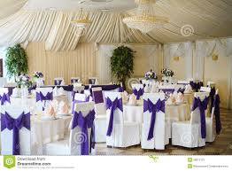 wedding chair and table setting stock photo image 50872127