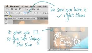 how to add your logo or text to a photo using photoshop