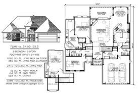 3 bedrooms 2 stories 2301 2800 square feet