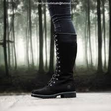 s 14 inch timberland boots uk s 14 inch premium side zip lace waterproof boots black