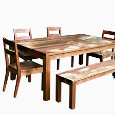 kitchen table design your own dining room table reclaimed wood